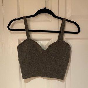 Aritzia Wilfred Sicily Sweater Top